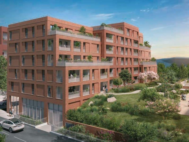 Vente appartement Toulouse 288800€ - Photo 1