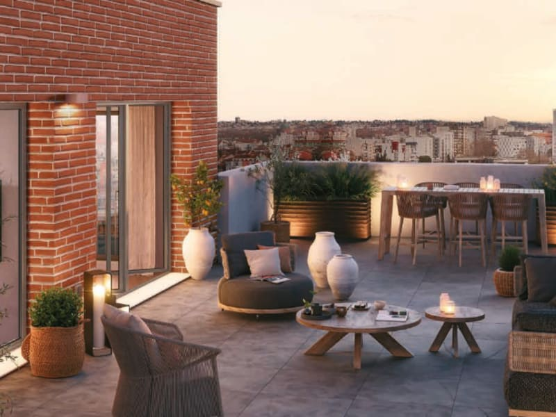 Vente appartement Toulouse 288800€ - Photo 3