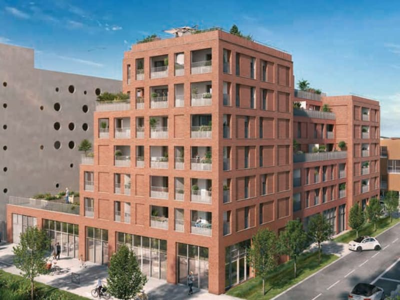 Vente appartement Toulouse 288800€ - Photo 4