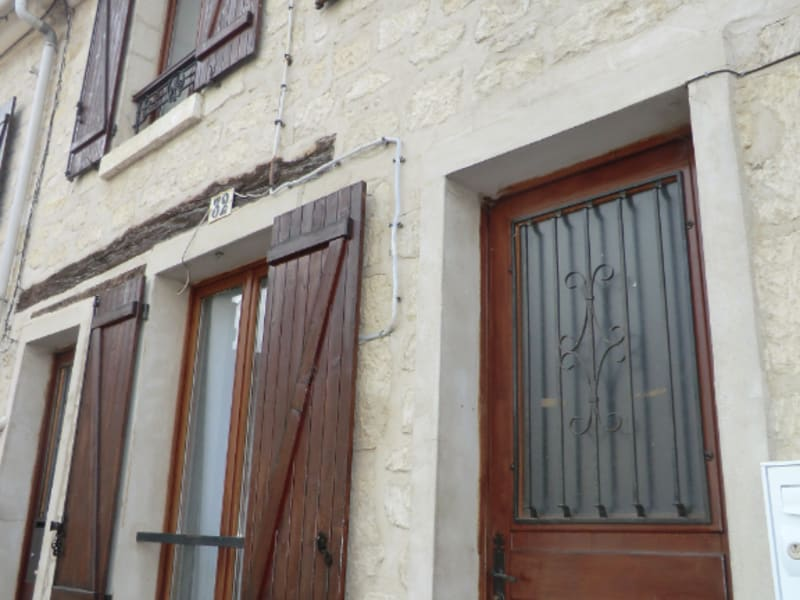 Sale house / villa Coye la foret 160000€ - Picture 1