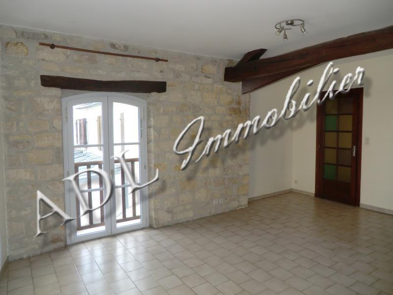 Sale apartment Coye la foret 154000€ - Picture 2