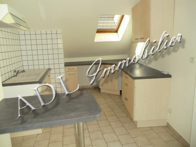 Sale apartment Coye la foret 154000€ - Picture 3