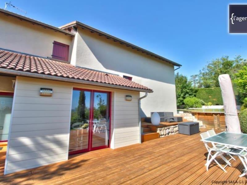 Vente maison / villa Lempdes 487600€ - Photo 1