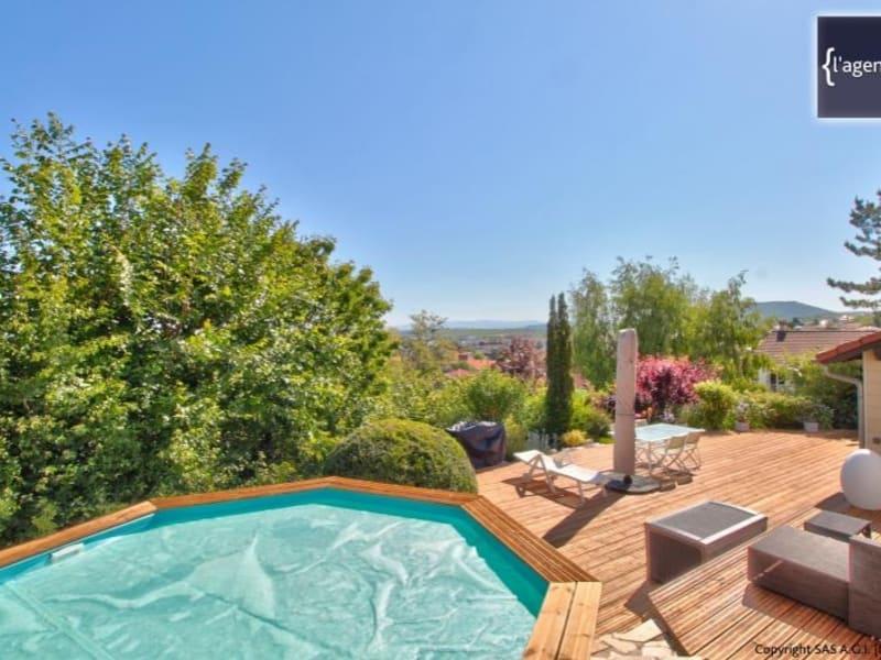 Vente maison / villa Lempdes 487600€ - Photo 2