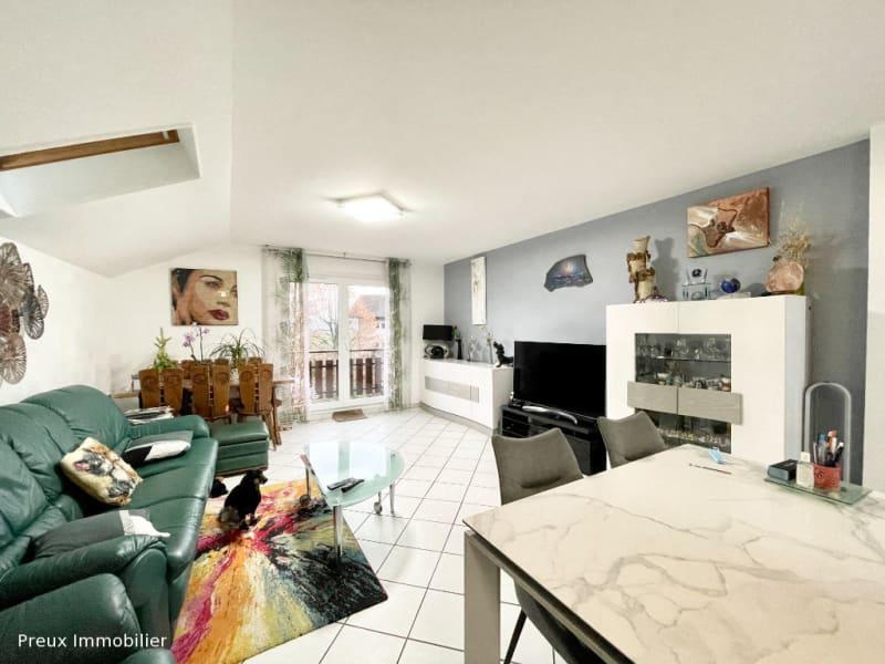 Sale apartment Metz tessy 350000€ - Picture 2