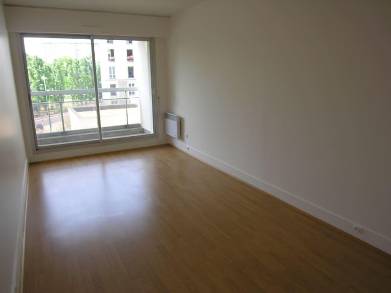 Rental apartment Issy les moulineaux 758€ CC - Picture 1