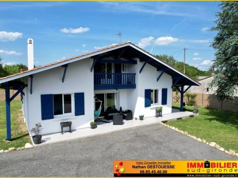 Sale house / villa Illats 384000€ - Picture 1