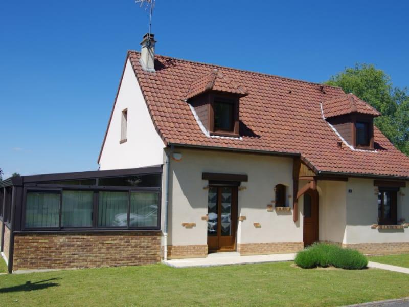Sale house / villa Gauchy 216700€ - Picture 1