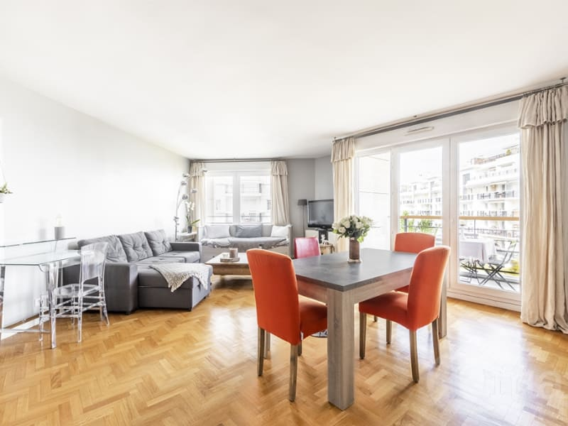 Sale apartment Courbevoie 790000€ - Picture 1