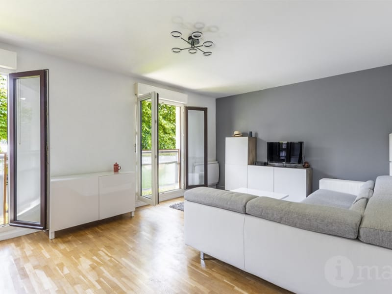 Sale apartment Courbevoie 539000€ - Picture 1