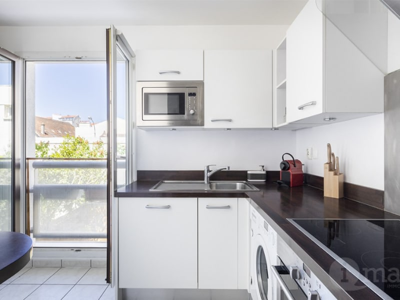 Sale apartment Courbevoie 539000€ - Picture 3