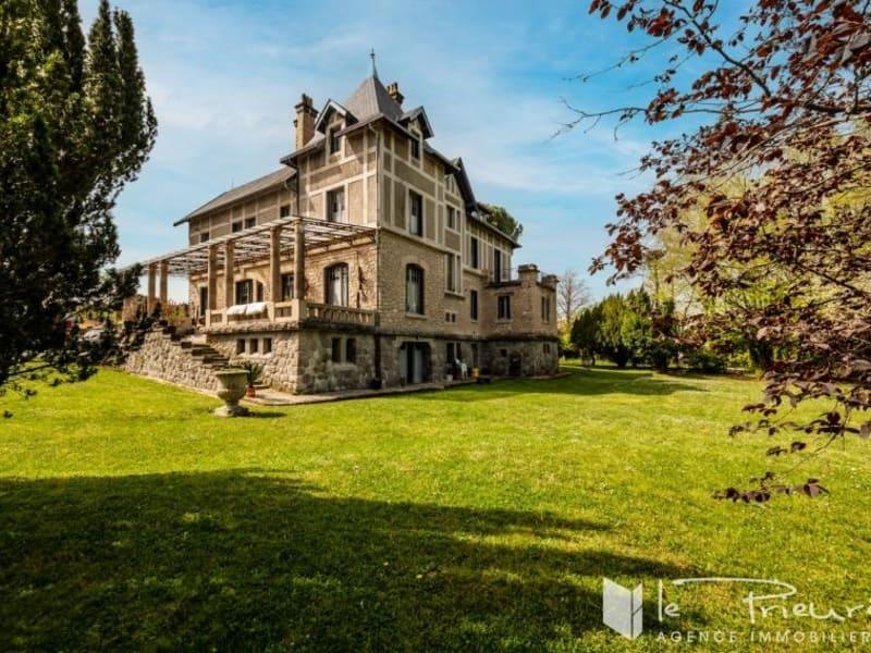 Revenda residencial de prestígio casa Albi 849000€ - Fotografia 1