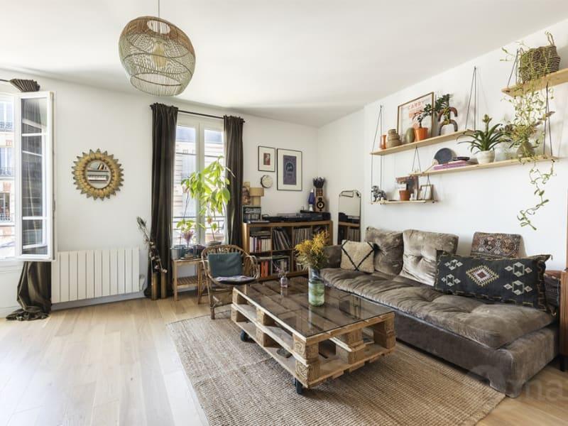 Sale apartment Asnieres sur seine 460000€ - Picture 1