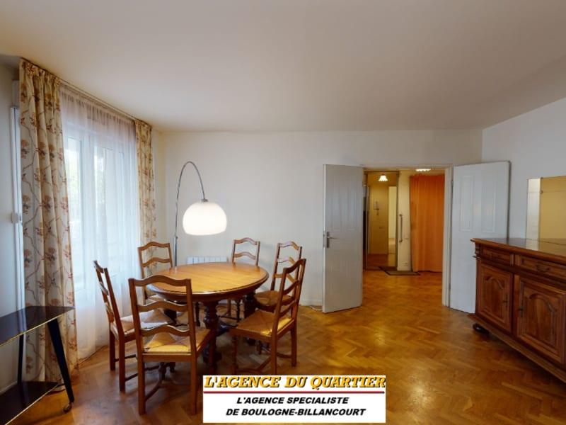 Venta  apartamento Boulogne billancourt 709000€ - Fotografía 3