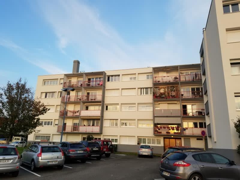 Sale apartment Castelginest 139260€ - Picture 3