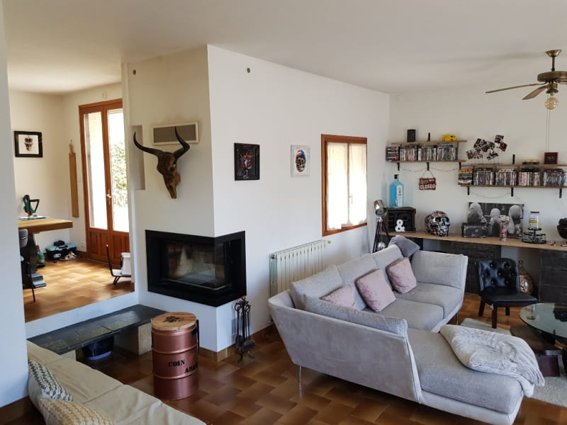 Rental house / villa Courcelles sur viosne 1510€ CC - Picture 1