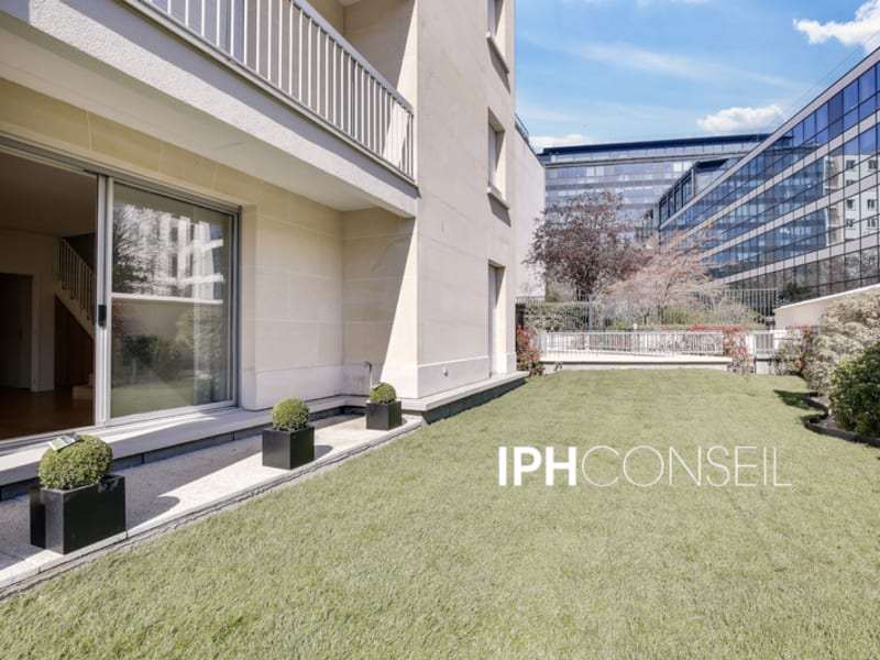 Sale apartment Neuilly sur seine 2860000€ - Picture 2