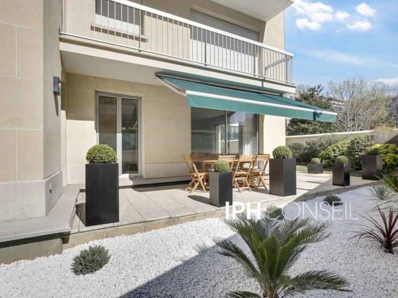 Vente appartement Neuilly sur seine 2180000€ - Photo 1