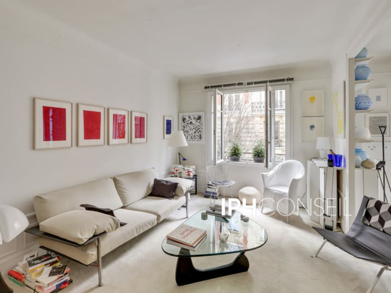 Sale apartment Neuilly sur seine 1080000€ - Picture 4