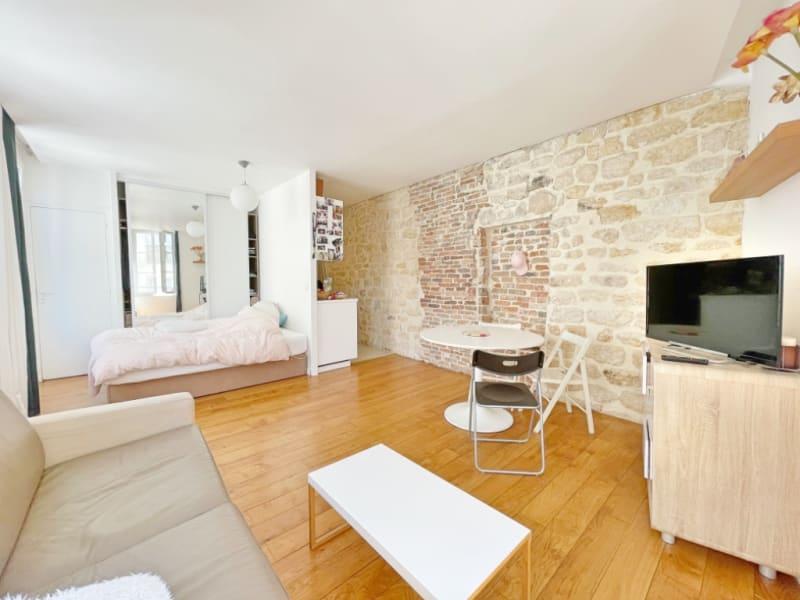 Sale apartment Paris 11ème 430000€ - Picture 2