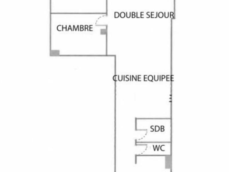 Vente appartement Strasbourg 490000€ - Photo 8