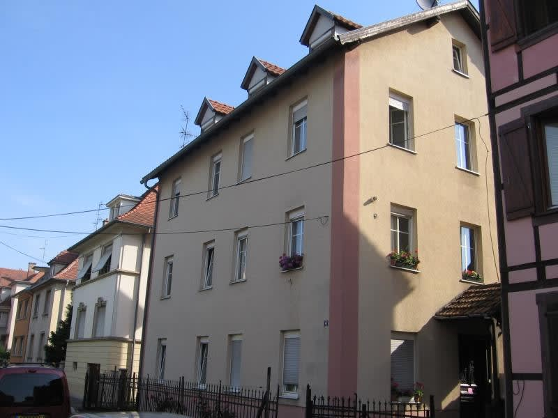 Location appartement Strasbourg 400€ CC - Photo 1