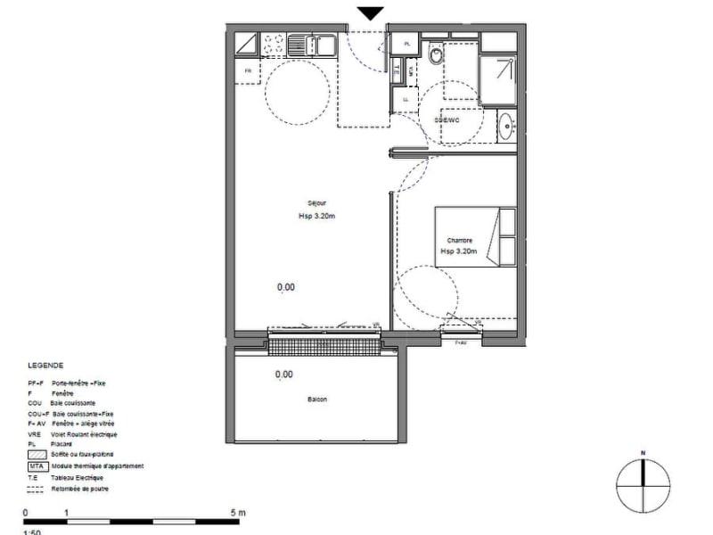 Sale apartment Brest 226600€ - Picture 4
