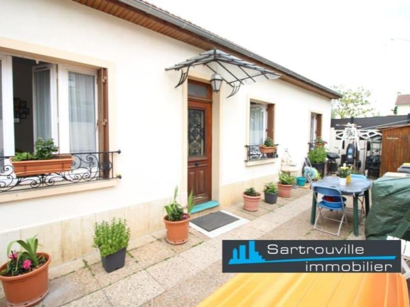 Sale house / villa Sartrouville 295000€ - Picture 1