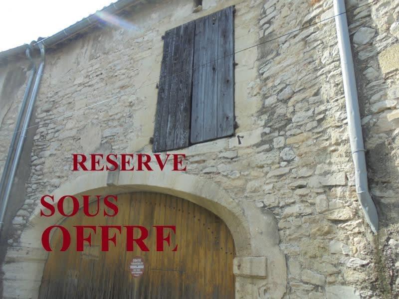 Vente de prestige maison / villa Lunel 105000€ - Photo 1