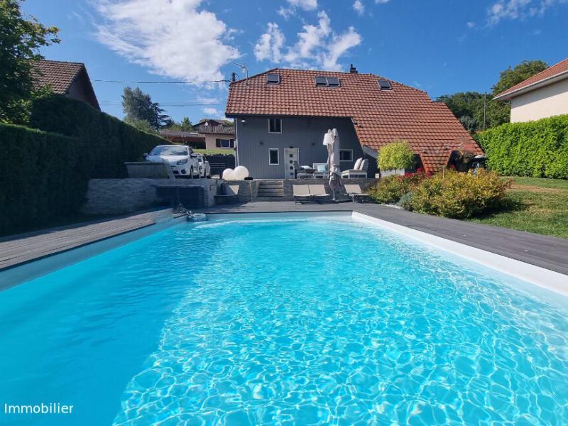 Sale house / villa Vaulx 735000€ - Picture 1