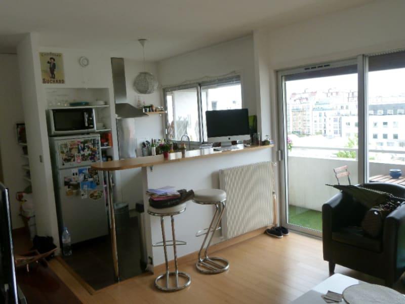 Rental apartment Boulogne billancourt 1024€ CC - Picture 1