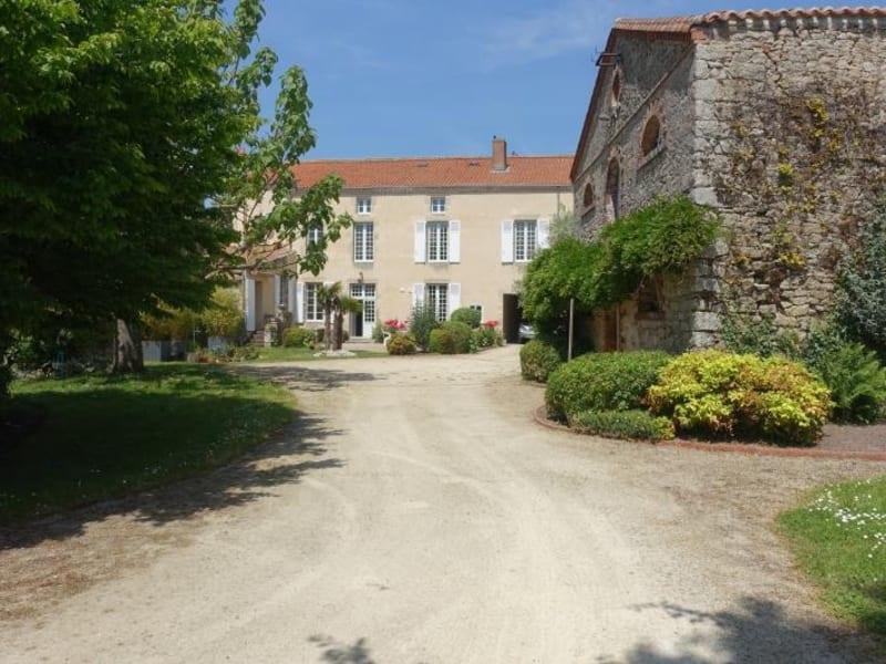 Vente maison / villa Mortagne sur sevre 494352€ - Photo 1