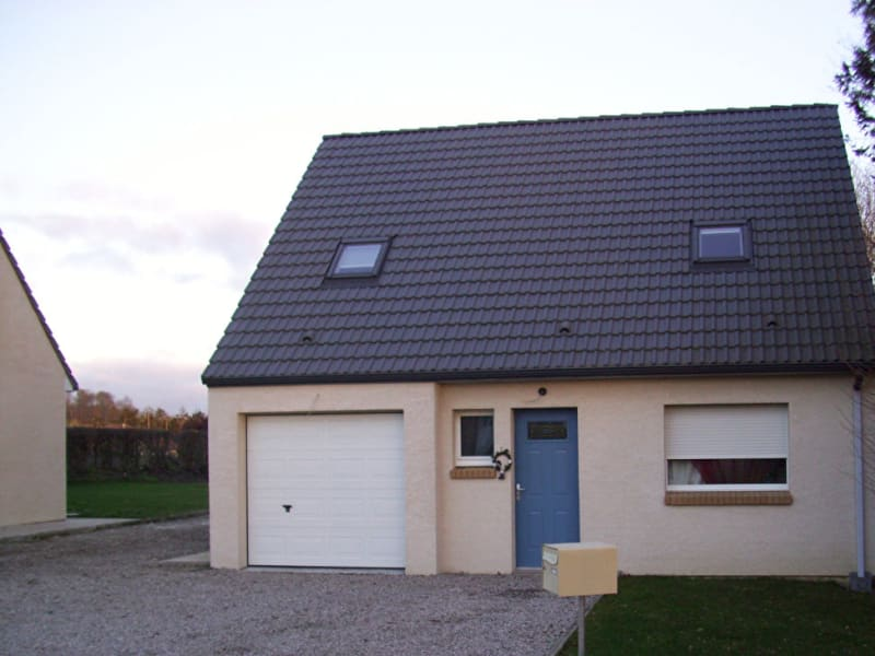 Location maison / villa Therouanne 685€ CC - Photo 1