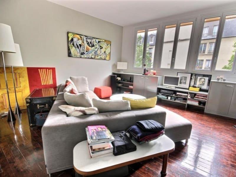 Sale apartment Paris 11ème 849000€ - Picture 2