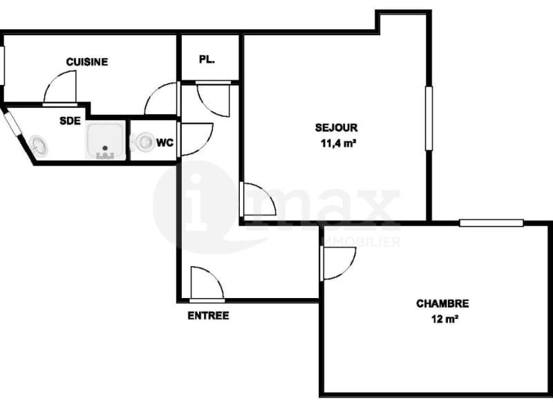 Sale apartment Courbevoie 310000€ - Picture 3