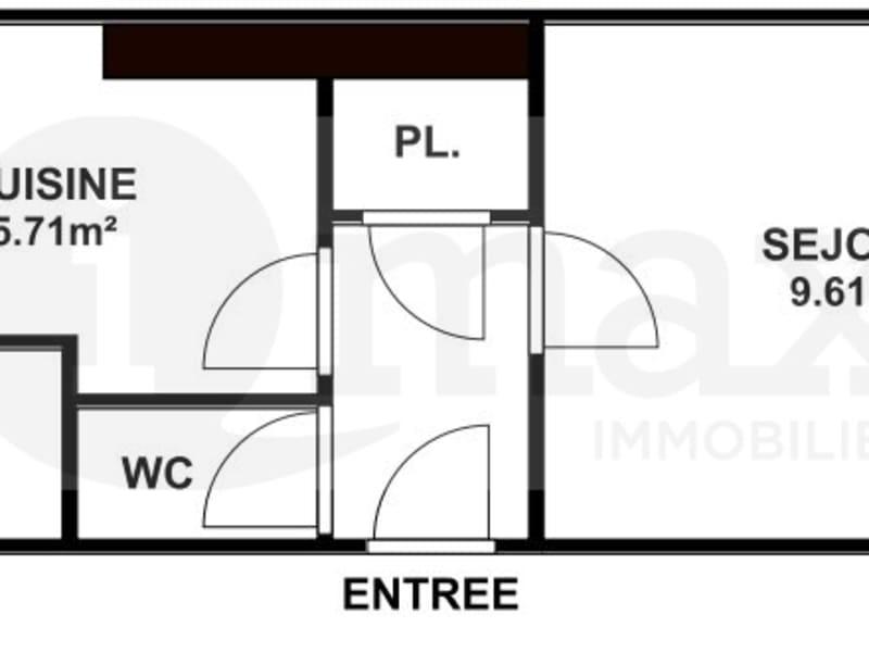 Sale apartment Courbevoie 199000€ - Picture 3
