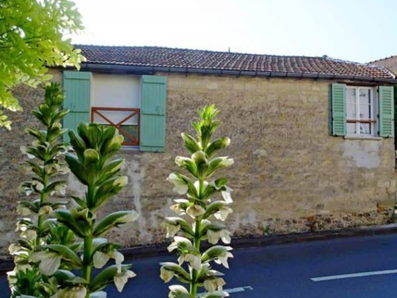 Rental apartment Andresy 600€ CC - Picture 1