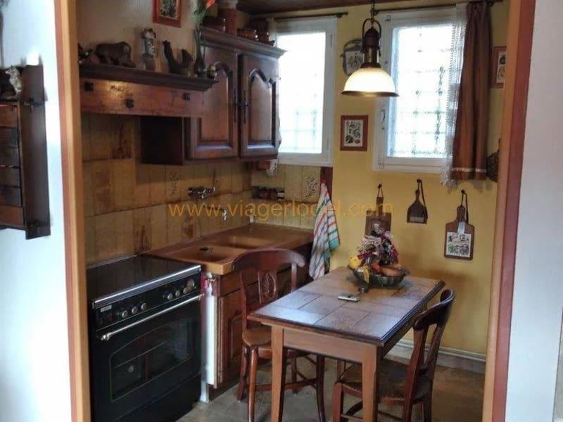 Vendita nell' vitalizio di vita casa Les pennes-mirabeau 110000€ - Fotografia 3