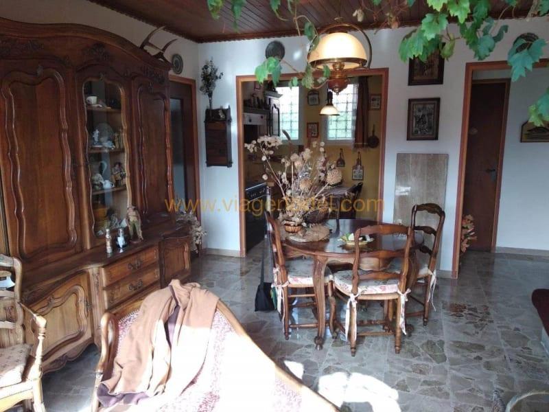 Vendita nell' vitalizio di vita casa Les pennes-mirabeau 110000€ - Fotografia 2