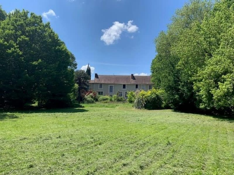Vente maison / villa Vouille 475000€ - Photo 1