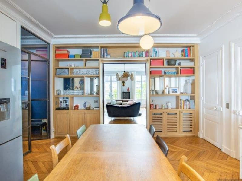 Sale apartment Paris 18ème 1620000€ - Picture 2