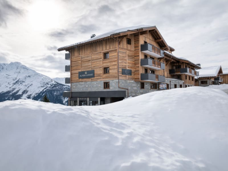 Vendita appartamento Montvalezan 412500€ - Fotografia 6