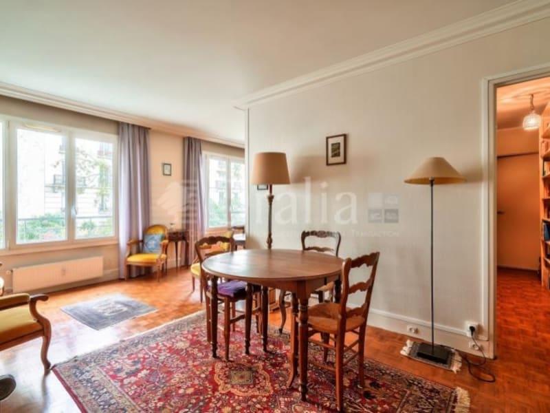 Vente appartement Paris 16ème 725000€ - Photo 4
