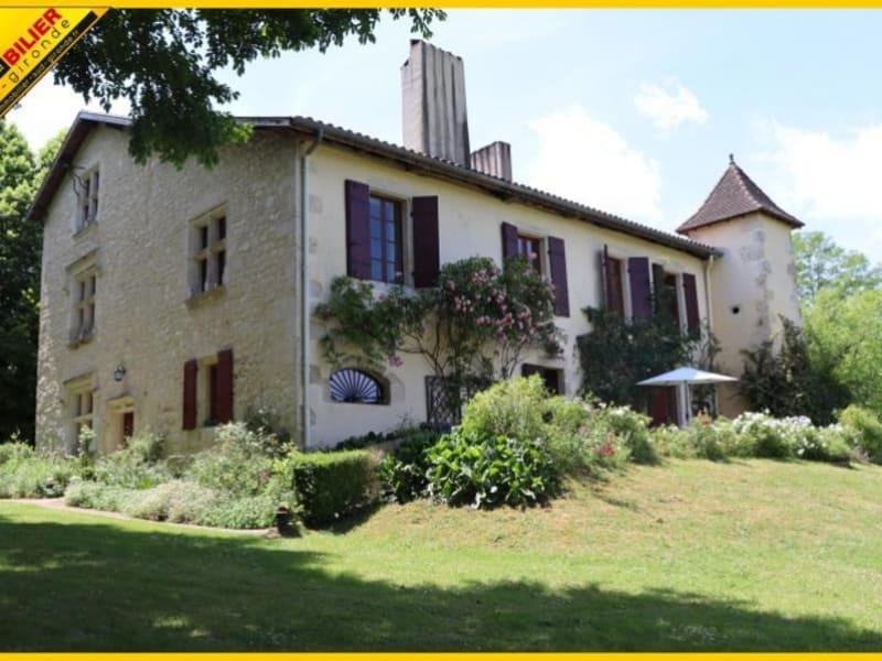 Sale house / villa Langon 664000€ - Picture 1