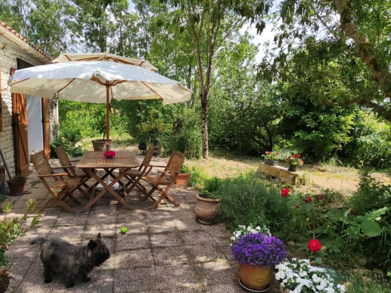 Vente maison / villa Nalliers 330400€ - Photo 1