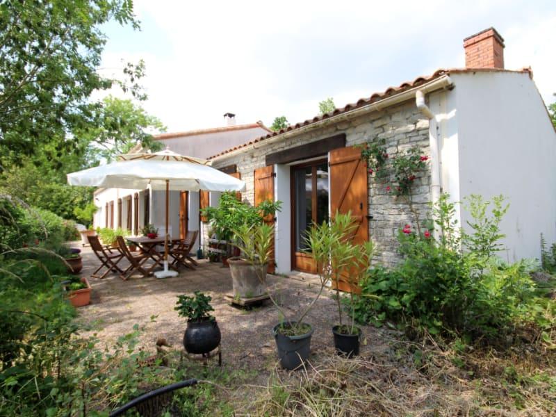 Vente maison / villa Nalliers 330400€ - Photo 2