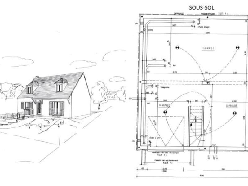 Vente maison / villa Fontenay le fleury 750000€ - Photo 3
