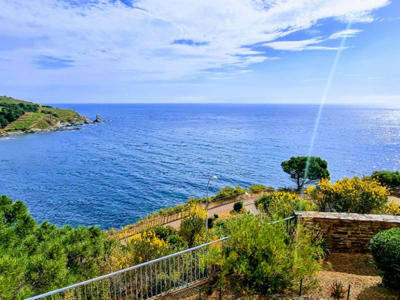 Sale apartment Banyuls sur mer 217000€ - Picture 1