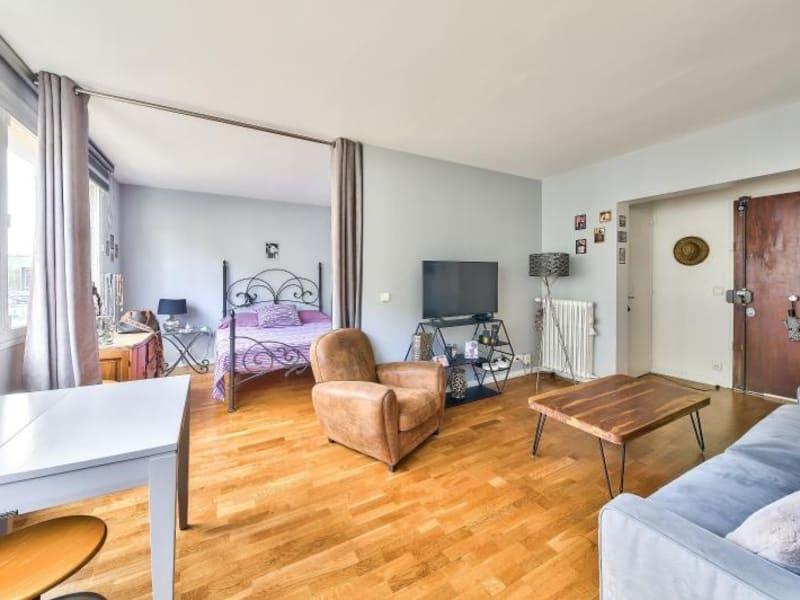 Sale apartment Paris 16ème 470000€ - Picture 2