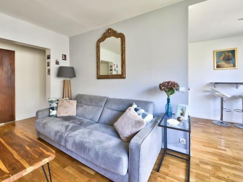 Sale apartment Paris 16ème 470000€ - Picture 3